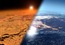 read the news article 'NASA's MAVEN Reveals Most of Mars' Atmosphere Was Lost to Space'