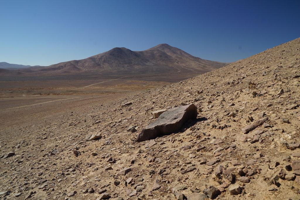 Read article: Detecting Life in the Ultra-dry Atacama Desert