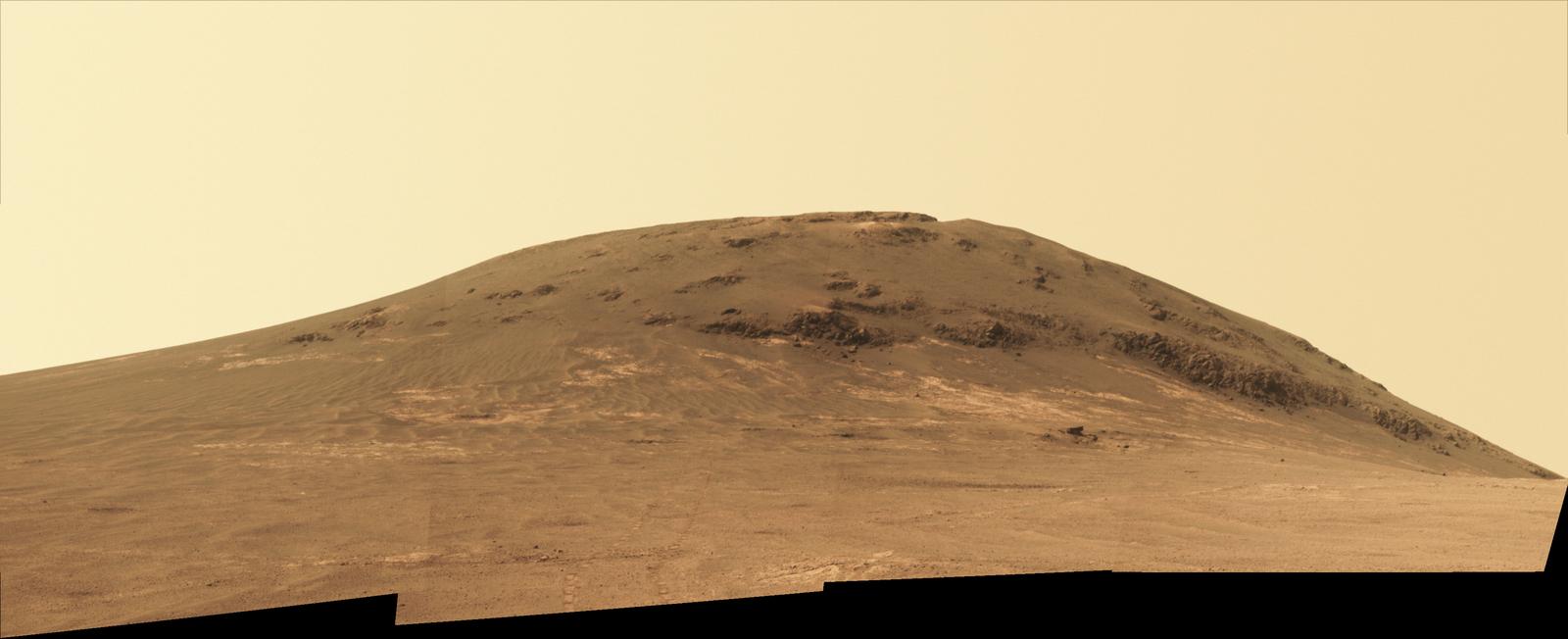 Putting Martian 'Tribulation' Behind