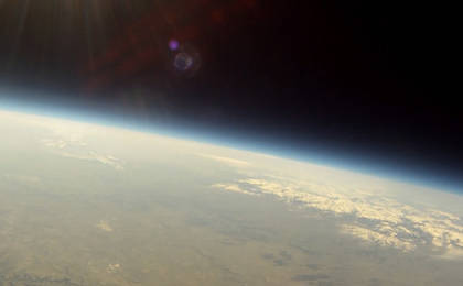 read the article 'Eclipse Balloons to Study Effect of Mars-Like Environment on Life'