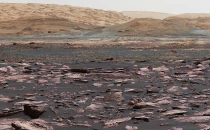 mars rover landing balloons - photo #30
