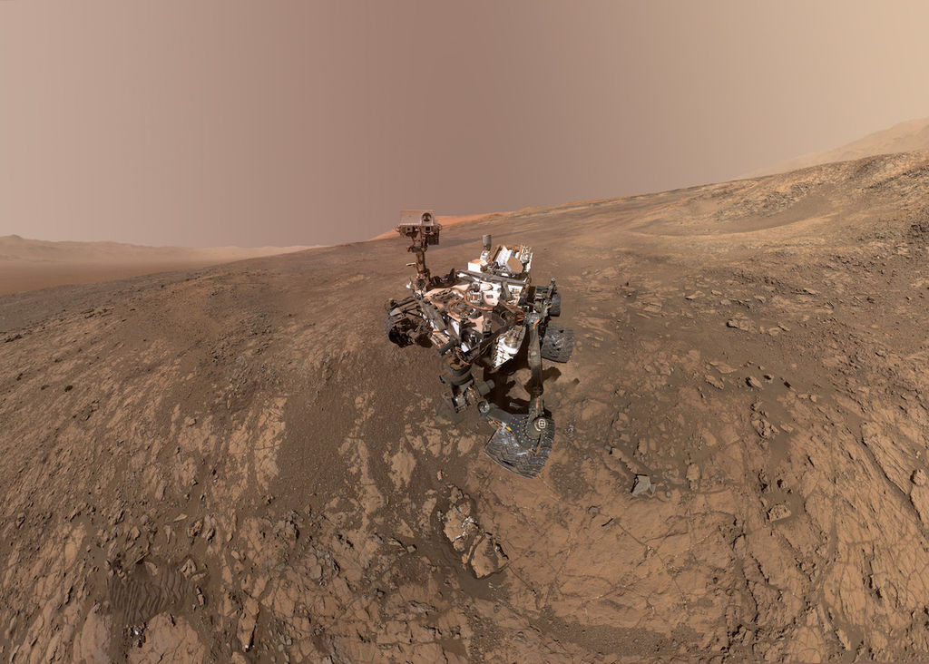 Read article: Asteroids, Hydrogen Make Great Recipe for Life on Mars