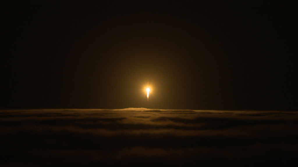 A United Launch Alliance Atlas V rocket lifts off from Space Launch Complex 3 at Vandenberg Air Force Base, California, carrying NASA's Interior Exploration using Seismic Investigations, Geodesy and Heat Transport, or InSight, Mars lander. Liftoff was at 4:05 a.m. PDT (7:05 a.m. EDT).