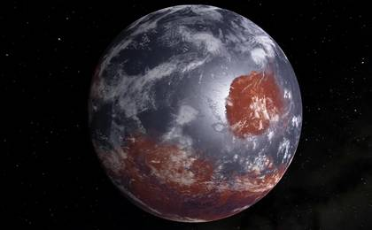 read the article 'Mars Terraforming Not Possible Using Present-Day Technology'