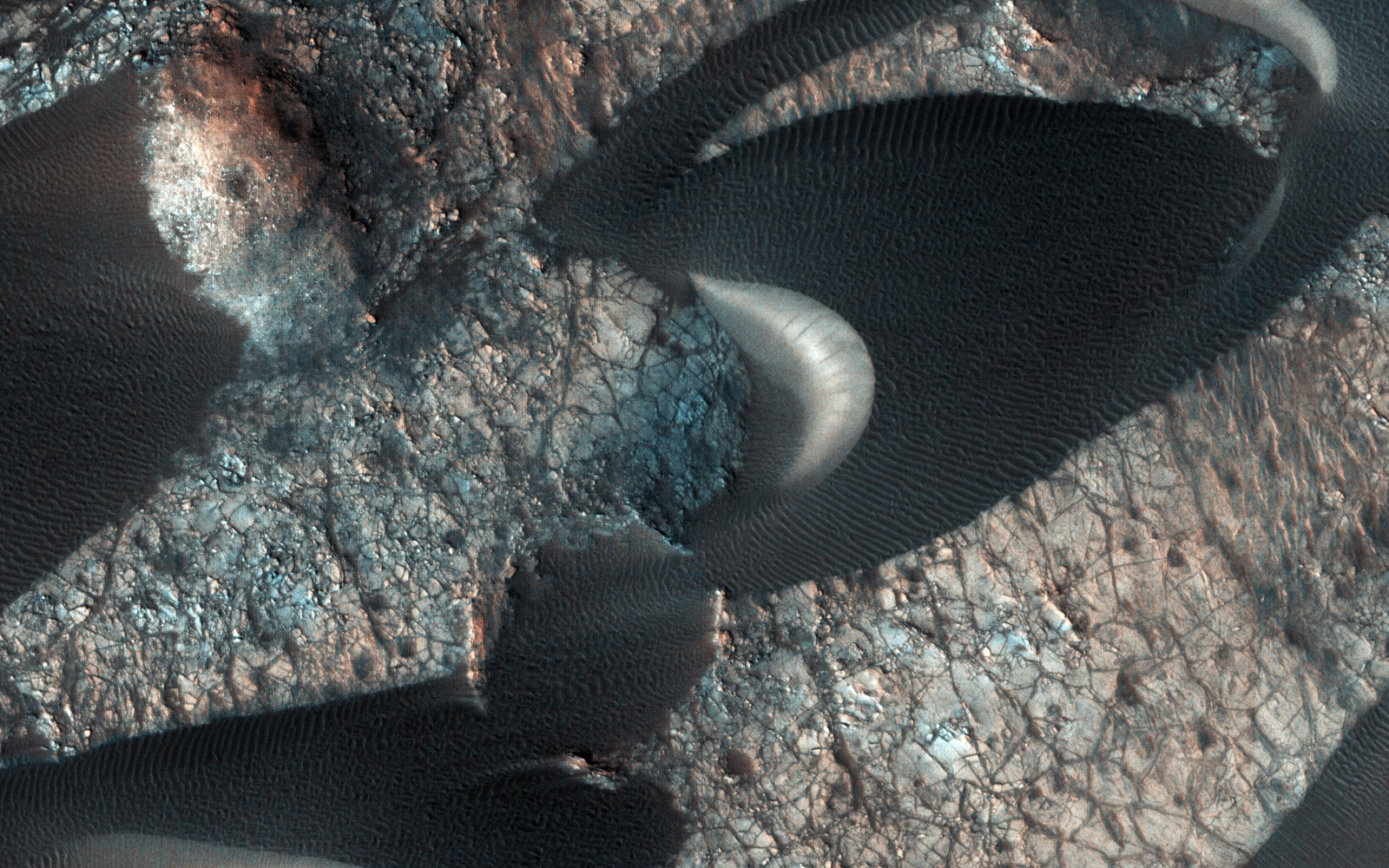 Images Taken from Orbit