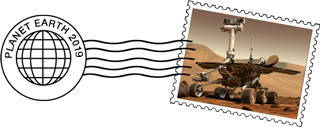 Opportunity Stamp