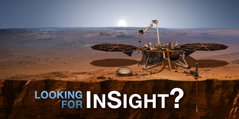 Link to the InSight site