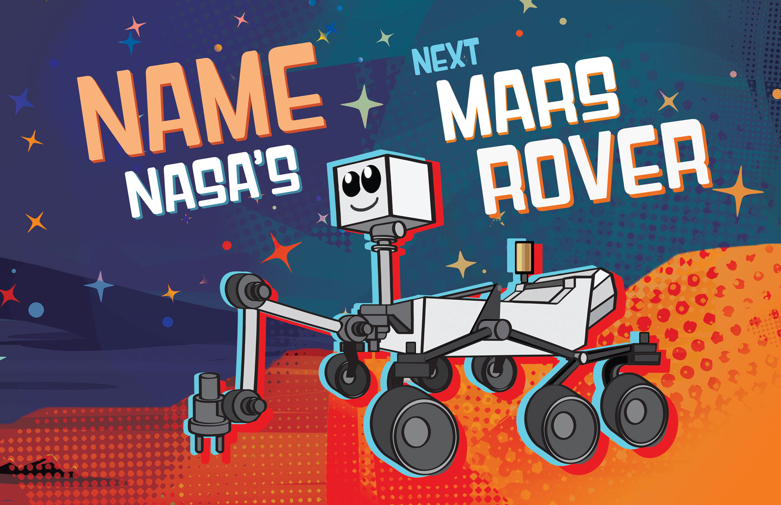 Name the Rover Contest - NASA Mars