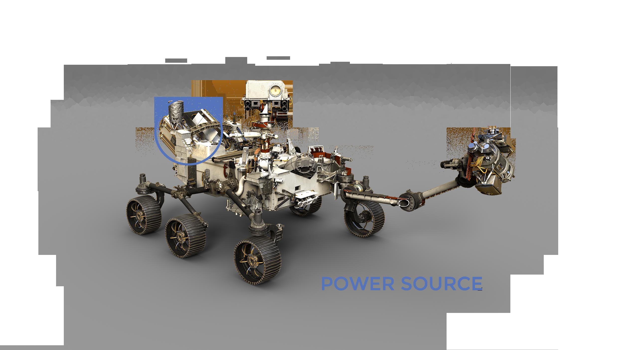 battery on mars rover - photo #19