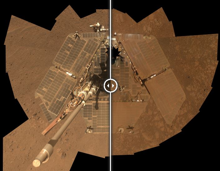 Revealing Mars: Opportunity