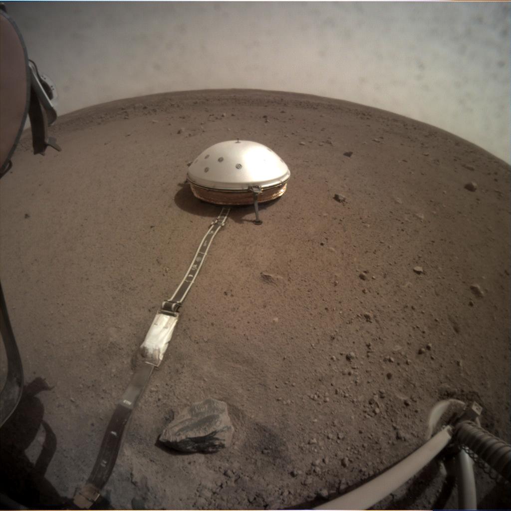 Insight Mars Lander News