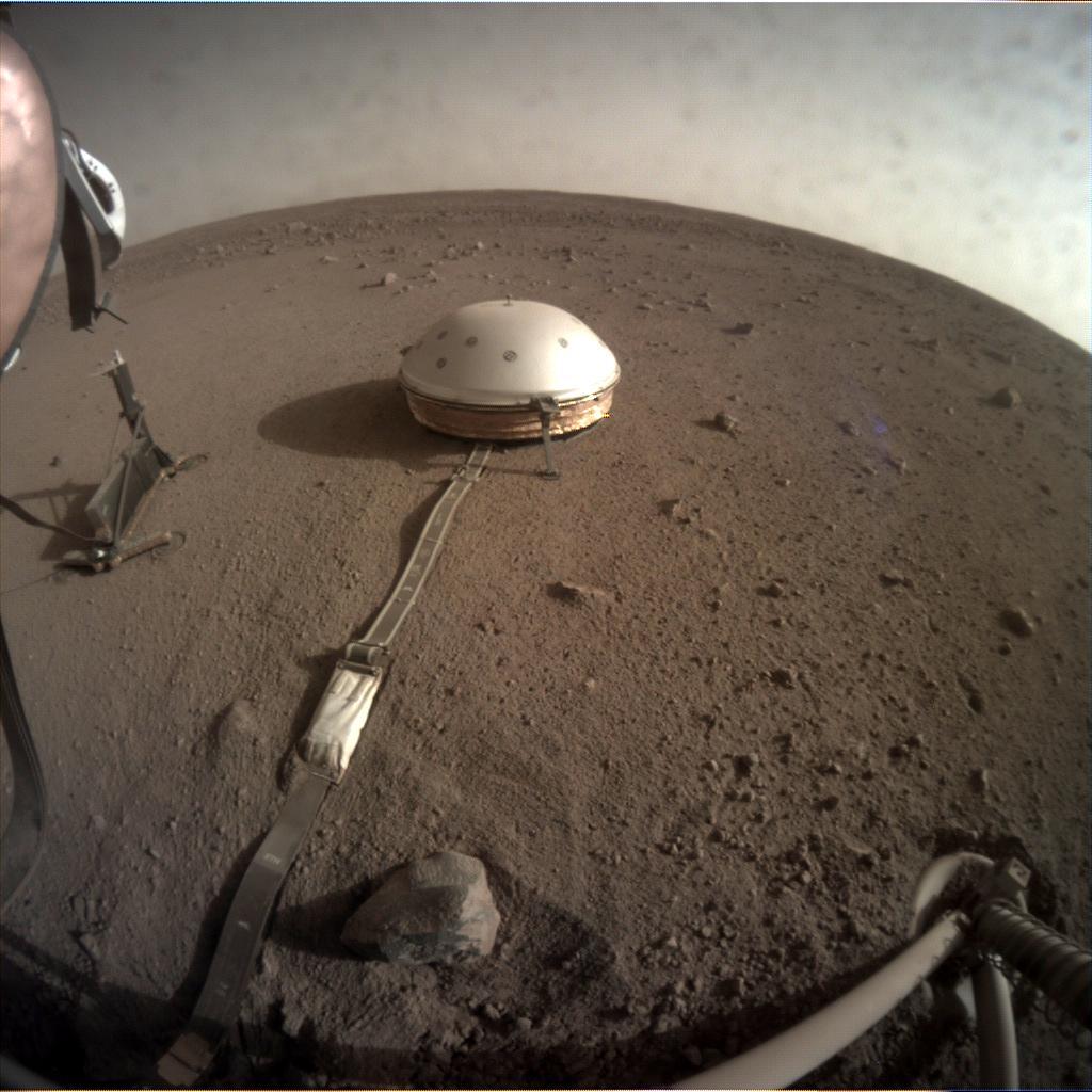 Sol 128: Instrument Context Camera (ICC) – NASA's Mars