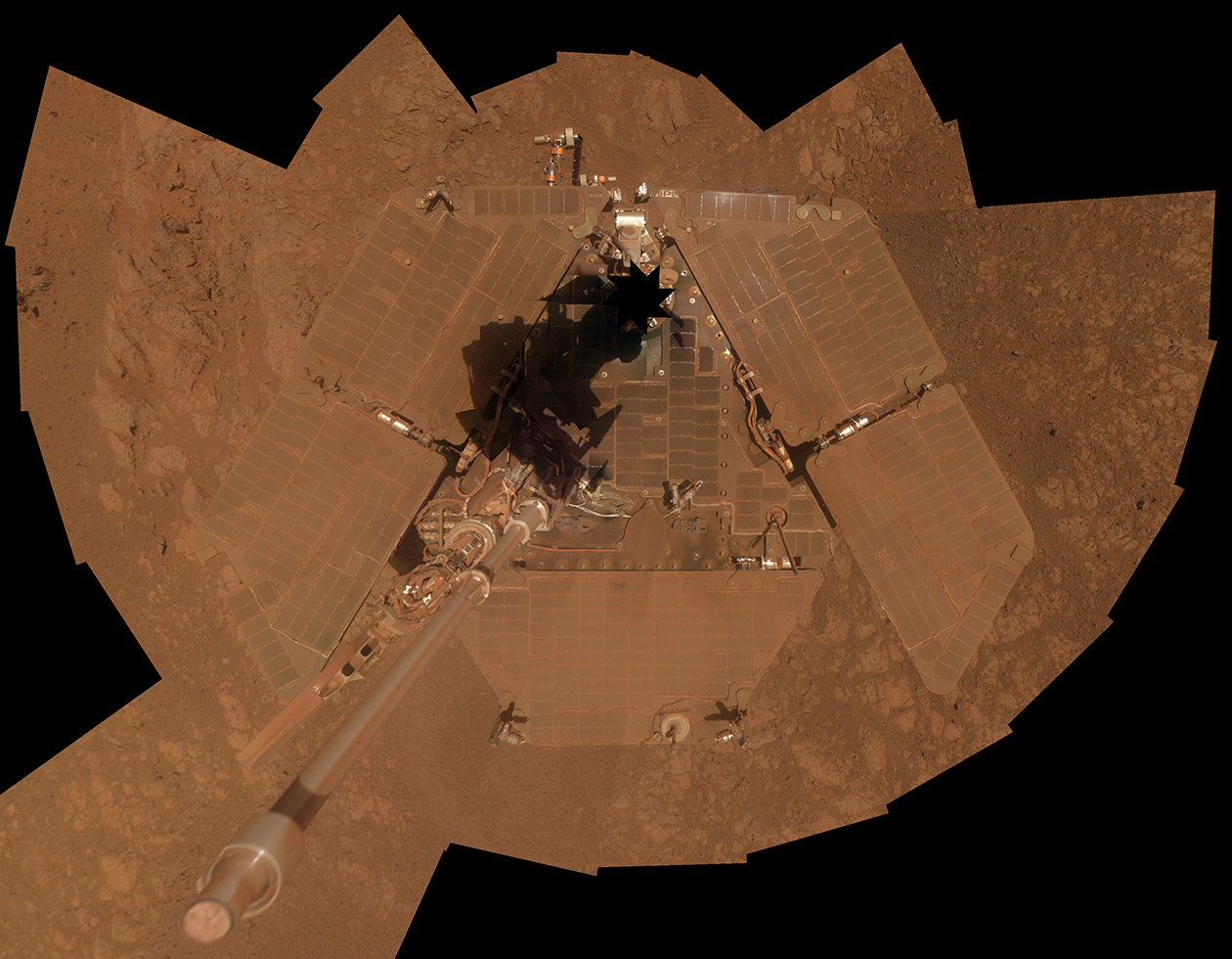 mars rover spirit and opportunity facts - photo #46