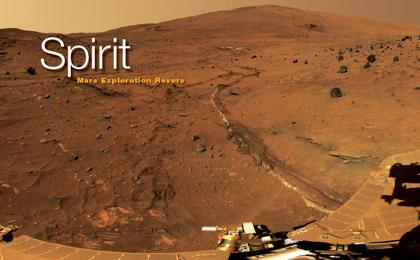 Spirit Amp Opportunity Highlights Mars Exploration Rovers