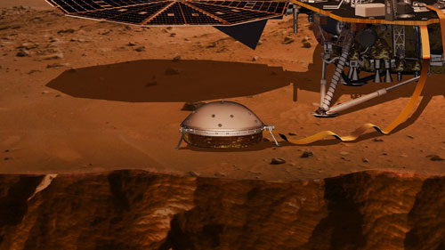 InSight's Seismometer Instrument, SEIS