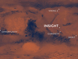InSight launch