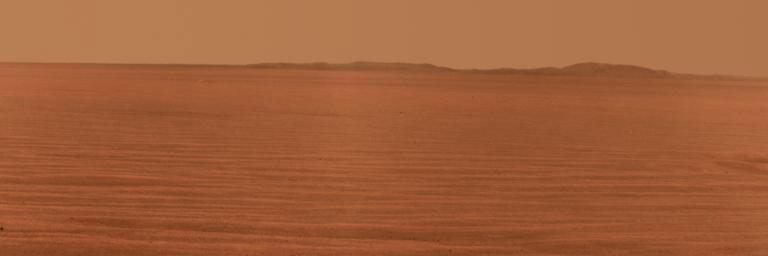 East Rim of Endeavour Crater