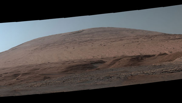 Mount Sharp - 600w