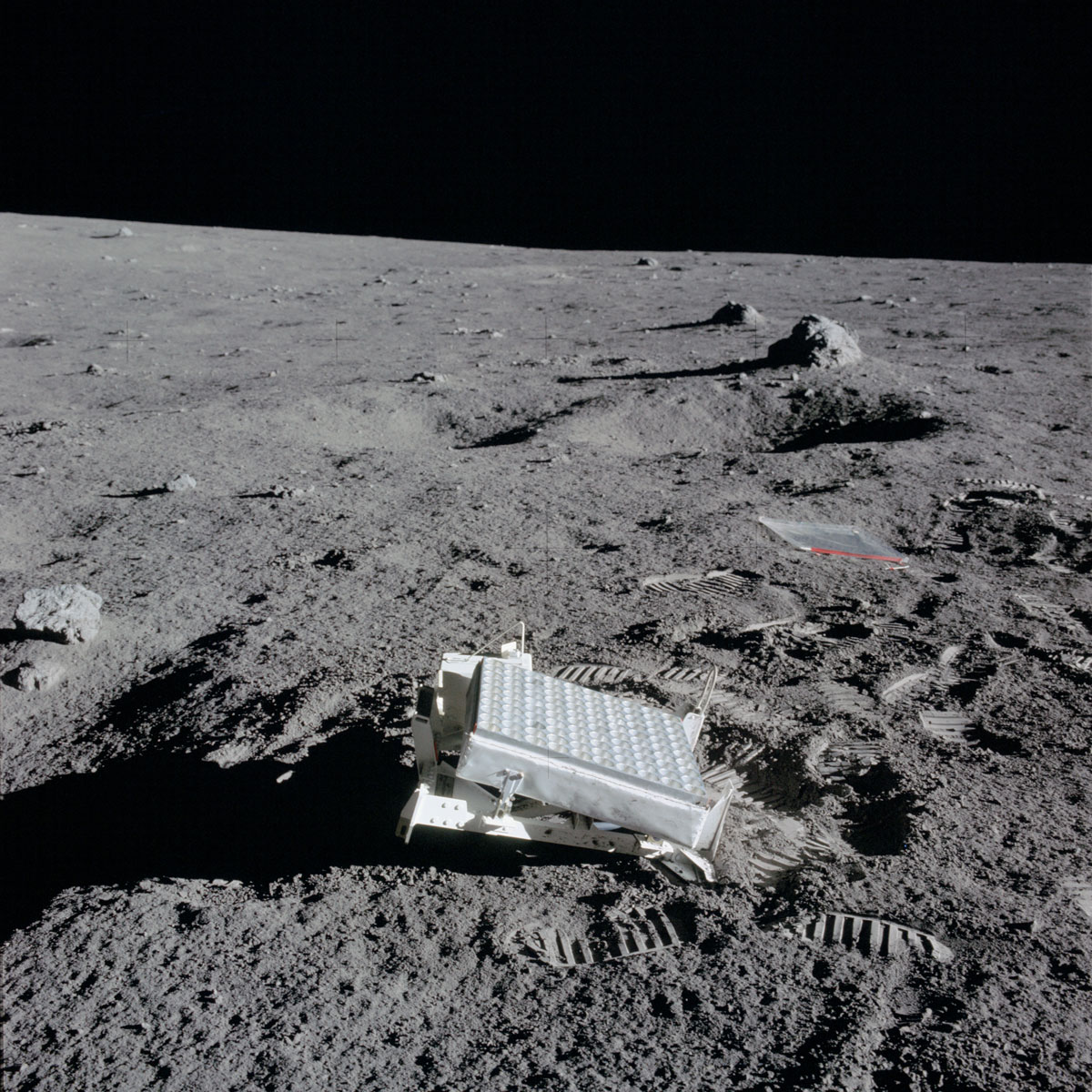 Laser Ranging Retro-Reflector on the Moon