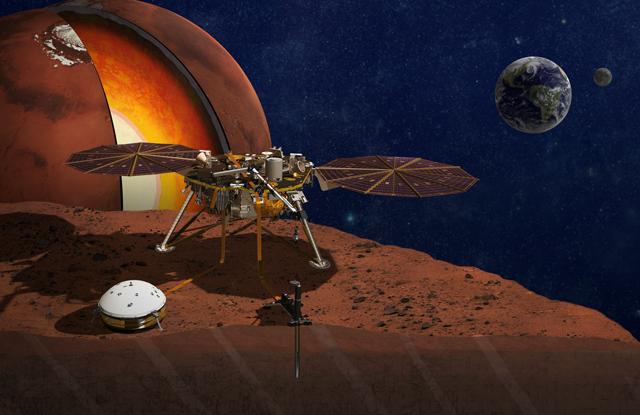 nasa comet lander name - photo #33