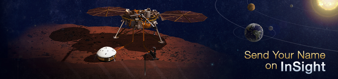Send Your Name To Mars Orion First Flight