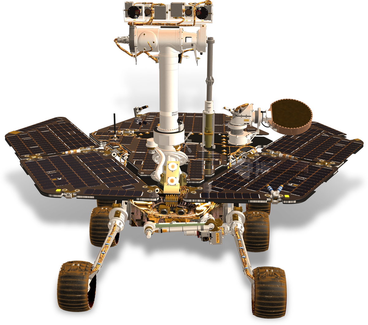 mars rover opportunity - HD 1200×1060
