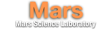 Mars MSL banner