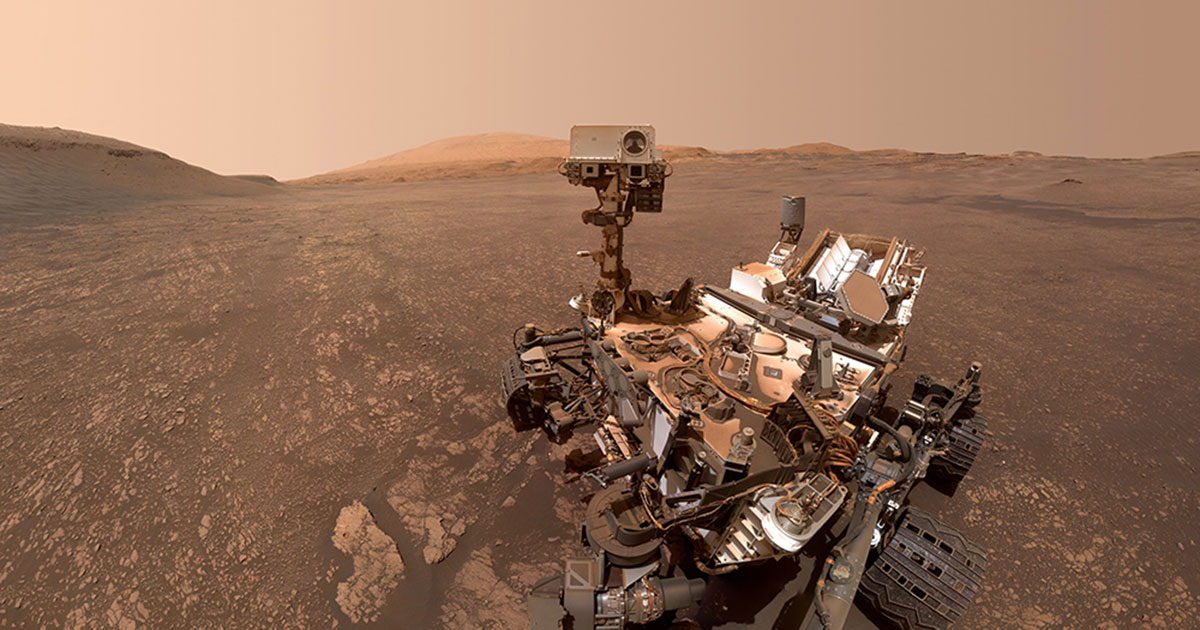 Curiosity Mission Updates - NASA Mars
