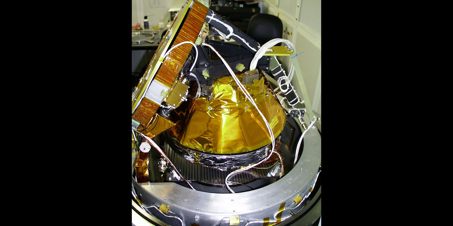 Image of GRS instrument