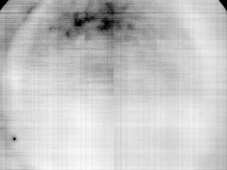 View image taken on Mars, Mars Perseverance Sol 1: Right Navigation Camera (Navcam)