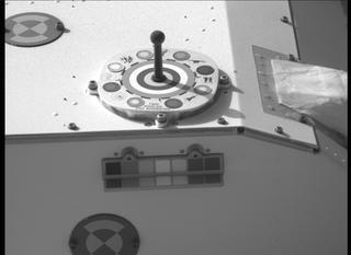 View image taken on Mars, Mars Perseverance Sol 2: Right Mastcam-Z Camera
