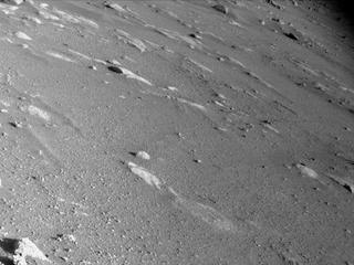 View image taken on Mars, Mars Perseverance Sol 9: Left Navigation Camera (Navcam)