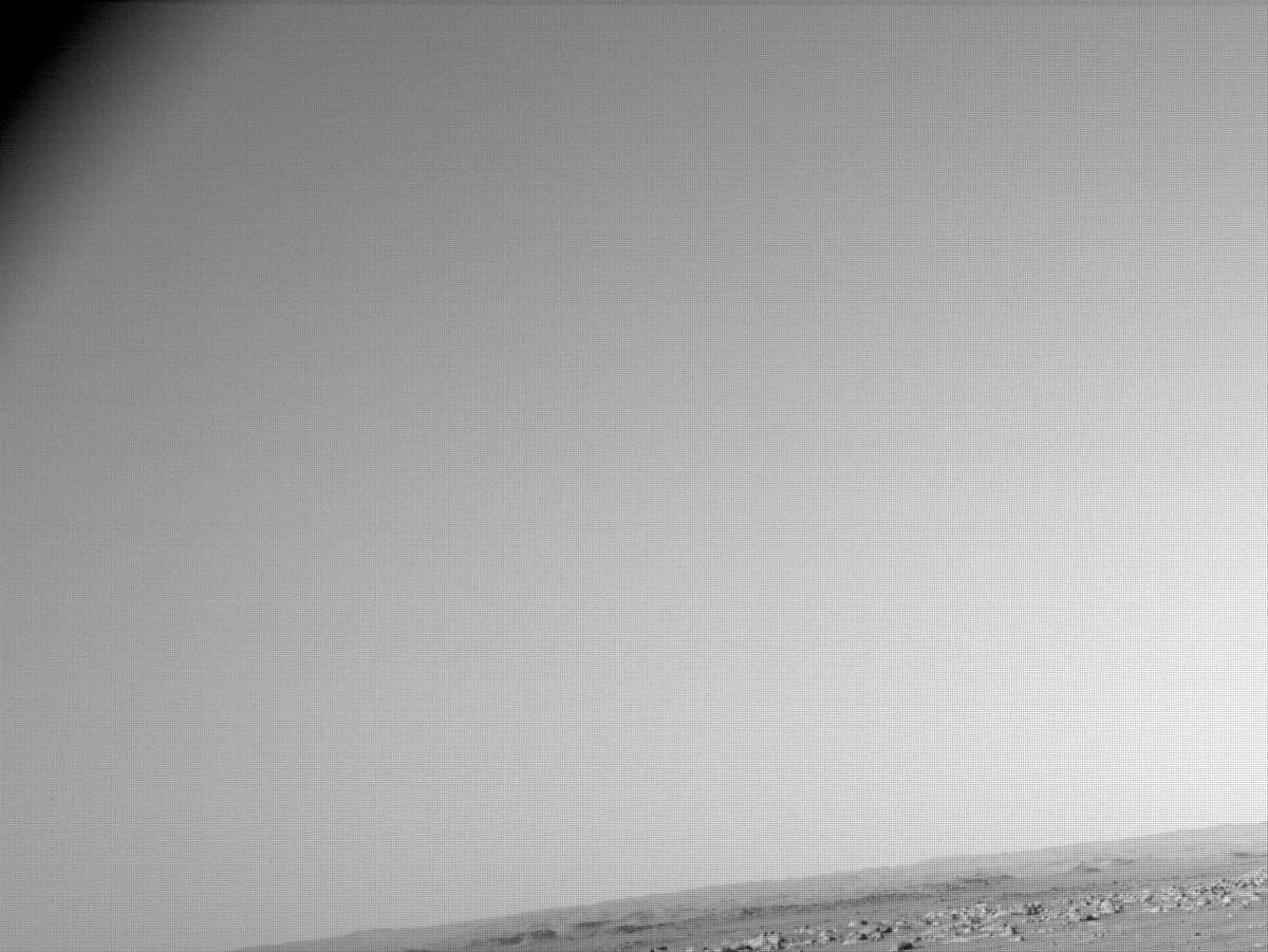 This image was taken by NAVCAM_RIGHT onboard NASA's Mars rover Perseverance on Sol 9