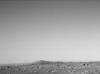 View image taken on Mars, Mars Perseverance Sol 9: Right Navigation Camera (Navcam)