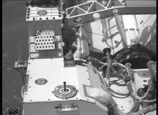 View image taken on Mars, Mars Perseverance Sol 9: Right Mastcam-Z Camera