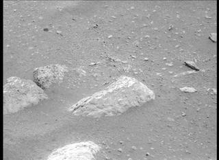 View image taken on Mars, Mars Perseverance Sol 16: Left Mastcam-Z Camera