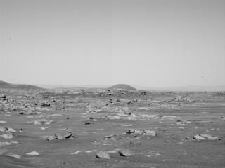 View image taken on Mars, Mars Perseverance Sol 18: Right Navigation Camera (Navcam)