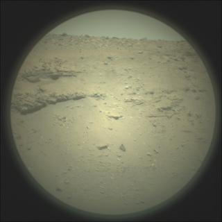 View image taken on Mars, Mars Perseverance Sol 26: SuperCam Camera