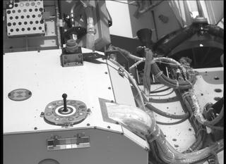 View image taken on Mars, Mars Perseverance Sol 26: Right Mastcam-Z Camera