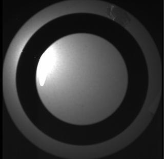 View image taken on Mars, Mars Perseverance Sol 30: SkyCam Camera