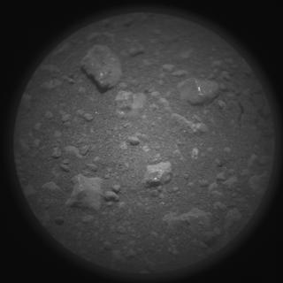 View image taken on Mars, Mars Perseverance Sol 30: SuperCam Camera