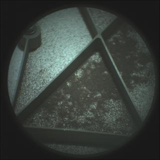 View image taken on Mars, Mars Perseverance Sol 30: SuperCam Camera