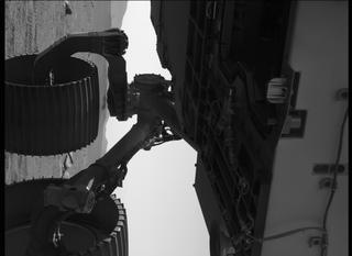 View image taken on Mars, Mars Perseverance Sol 30: WATSON Camera