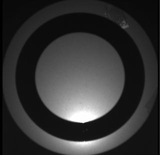 View image taken on Mars, Mars Perseverance Sol 39: SkyCam Camera