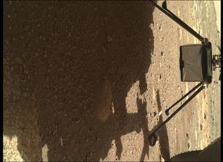 View image taken on Mars, Mars Perseverance Sol 39: WATSON Camera
