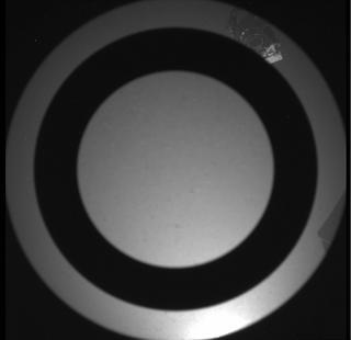 View image taken on Mars, Mars Perseverance Sol 43: SkyCam Camera