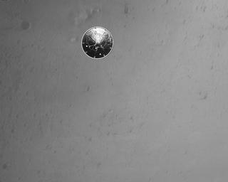 View image taken on Mars, Mars Perseverance Sol 44: Rover Down-Look Camera