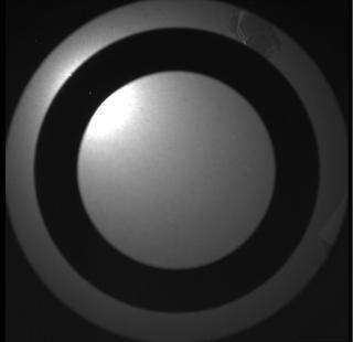 View image taken on Mars, Mars Perseverance Sol 44: SkyCam Camera