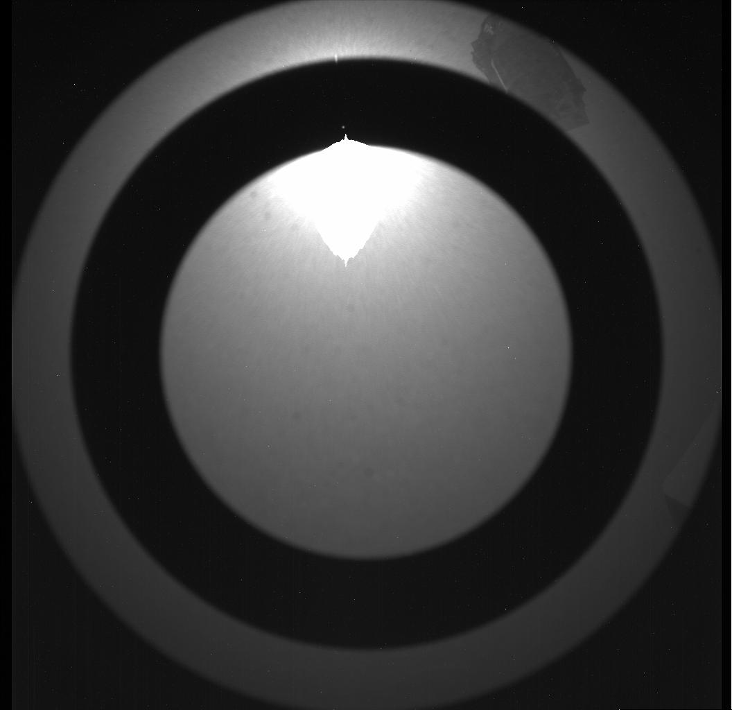 This image was taken by SKYCAM onboard NASA's Mars rover Perseverance on Sol 47