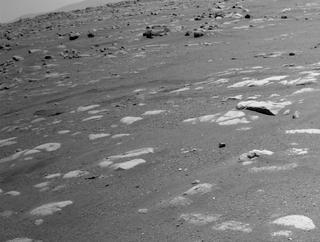 View image taken on Mars, Mars Perseverance Sol 47: Left Navigation Camera (Navcam)